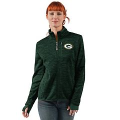 Women's Green Bay Packers Slap Shot Jacket