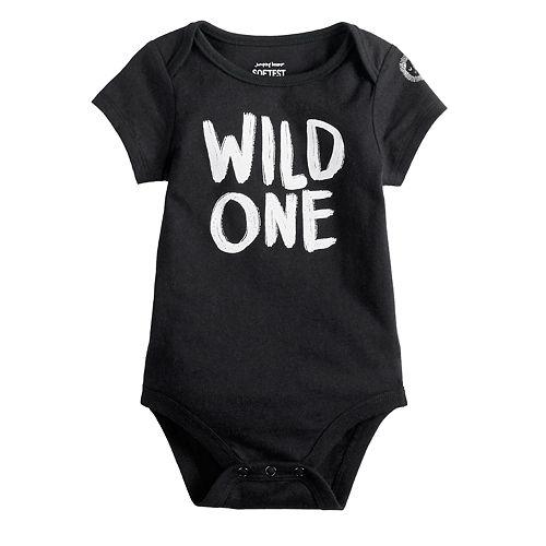 Baby Boy Jumping Beans® Short-Sleeve Bodysuit