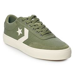 9e325af1265c Men s Converse CONS Courtlandt Men s Sneakers. Surplus Olive White  Celestial Teal. sale