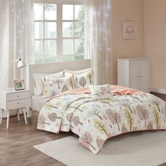 Urban Habitat Kids Kyrie Printed Coverlet Set