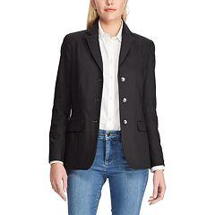 Women's Chaps Slim Fit Blazer