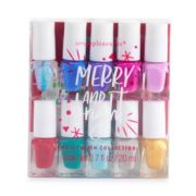 Simple Pleasures 10-pc. Mini Nail Polish Set