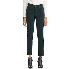 Women's Chaps Stretch Corduroy Staight-Leg Pants
