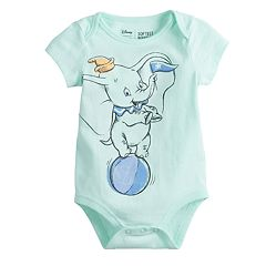 Disney's Dumbo Baby Girl Graphic Bodysuit by Jumping Beans®