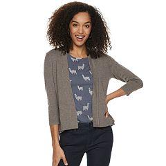 Women's SONOMA Goods for Life™ Textured Cardigan