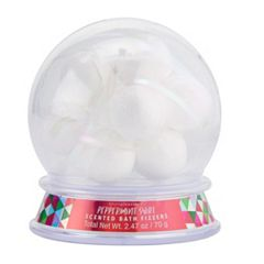 Simple Pleasures Snow Globe Bath Fizzers
