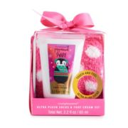 Simple Pleasures Socks & Foot Cream Set