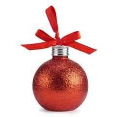 Simple Pleasures Glitter Shower Gel Ornament