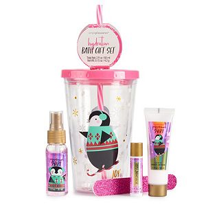 Simple Pleasures Hydration Scented Bath Gift Set