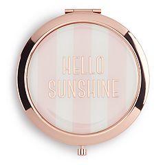 LC Lauren Conrad 'Hello Sunshine' Compact Mirror