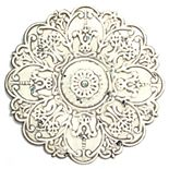 Stratton Home Decor Small Metal Medallion Wall Decor