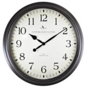 FirsTime & Co. Avery Classic Wall Clock