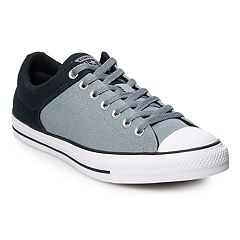 544795e55 Men s Converse Chuck Taylor All Star High Street Sneakers. Enamel Red Black  Black Cool Gray