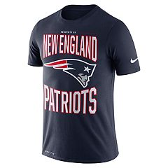 1210949f Men's Nike New England Patriots Property Of Tee