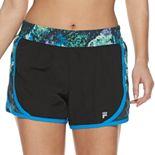 Women's FILA SPORT® Woven Piecing Shorts