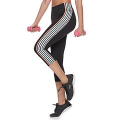 54bf3ade85b91 Women's FILA SPORT® Fashion High-Waisted Capri Leggings