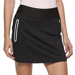 Women's FILA SPORT® Mesh-Waist Golf Skort