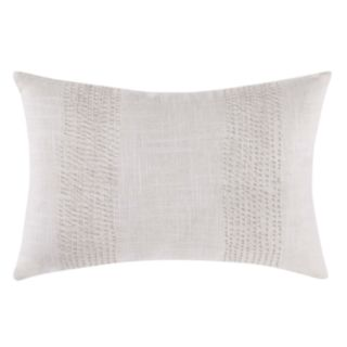 Oceanfront Resort Cove Throw Pillow