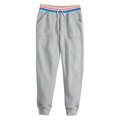 Girls 7-16 SO® Porkchop Pocket Sweatpants