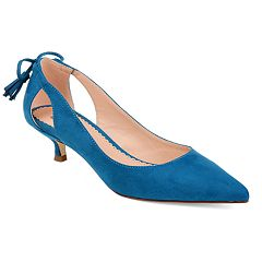 Journee Collection Bindi Women's Tassel Pointed Toe Pumps