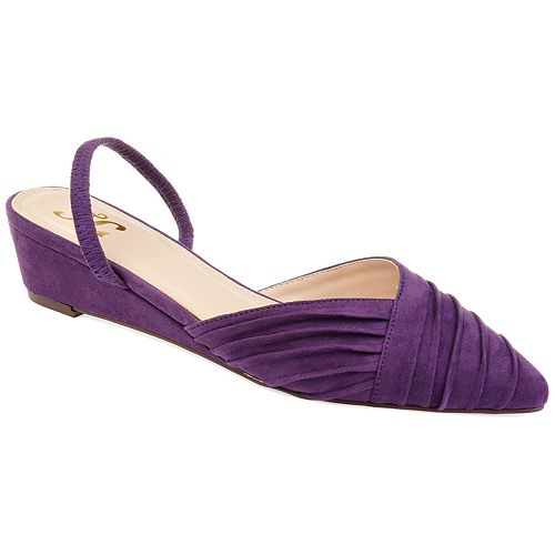 Journee Collection Kato Women's Slingback Wedges