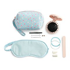 LC Lauren Conrad Heart Pattern Travel Rescue Kit