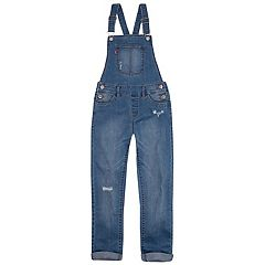 Girls 7-16 Levi's® Girlfriend Overalls