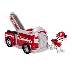 Paw Patrol Fire Truck - Marshall by Spinmaster