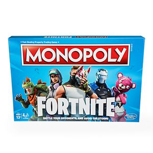 Monopoly: Fortnite Edition Board Game Inspired by Fortnite Video Game by Hasbro