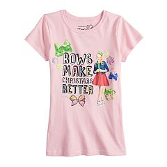 Girls 7-16 JoJo Siwa 'Bows Make Christmas Better' Graphic Tee