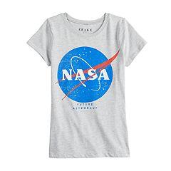 Girls 7-16 NASA 'Future Astronaut' Graphic Tee