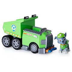 Paw Patrol Rocky - Dump truck by Spinmaster