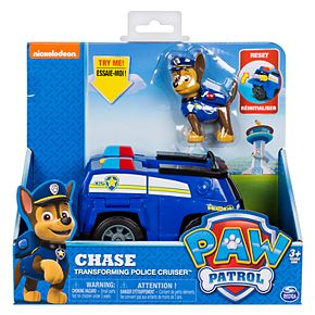 Paw Patrol Transforming Vehicle -  Chase by Spinmaster