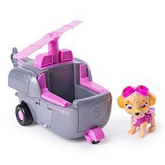 Paw Patrol Transforming Vehicle - Skye by Spinmaster