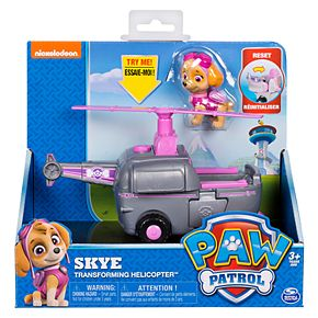 Paw Patrol Transforming Vehicle - Skye by Spinmaster