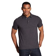 Men's Van Heusen Slim-Fit Never Tuck Polo