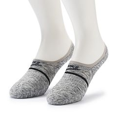 Men's Nike 2-pack SNKR Sox Essential Liner Socks