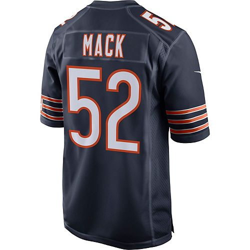 the latest 4d72c e7d1c Men's Nike Chicago Bears Khalil Mack Team Jersey