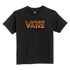 Boys 8-20 Vans Fired Up Tee