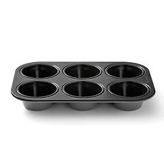 Calphalon Signature Nonstick Bakeware 6-Cup Muffin Pan