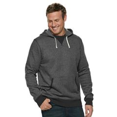 Big & Tall SONOMA Goods for Life™ Supersoft Modern-Fit Fleece Hoodie