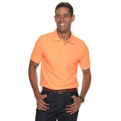 Men's Croft & Barrow® Slim-Fit Easy-Care Pique Polo