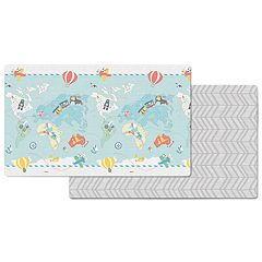 Skip Hop Doubleplay Reversible Play Mat