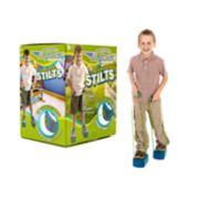 Flybar Stomp & Squeak Stilts - Blue