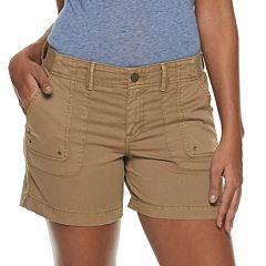 Women's SONOMA Goods for Life™ Twill Shorts