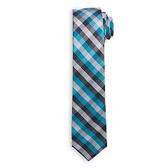 Boys 4-20 Chaps Plaid Tie