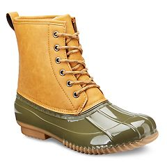Olivia Miller Wasilla Women's Duck Boots