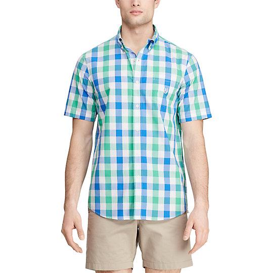 77b65641 Mens Chaps Big & Tall Button-Down Shirts Tops, Clothing   Kohl's