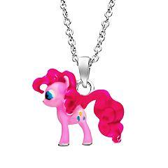 My Little Pony Pinkie Pie 3-D Pendant Necklace