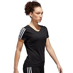 Women's adidas 3-stripe Running Tee